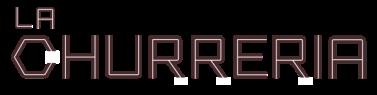 la churreria type logo